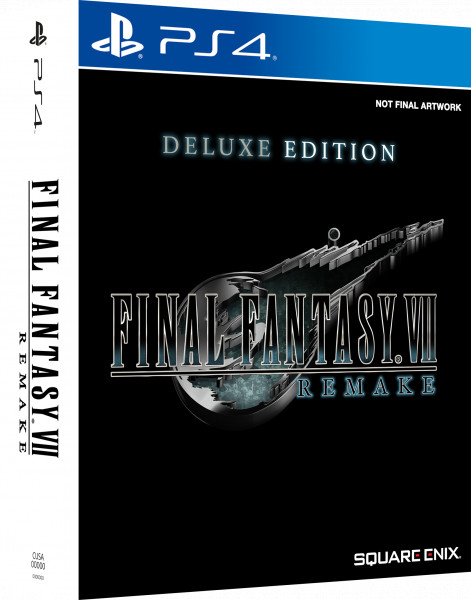 Final Fantasy VII (7): Remake