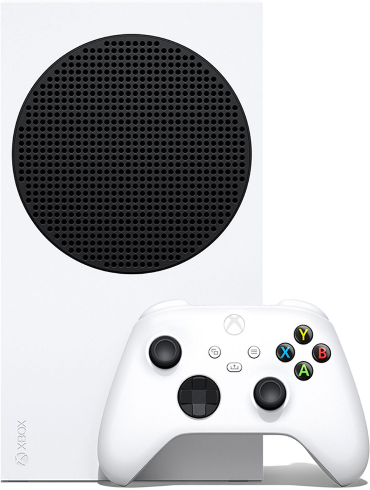Xbox Series S (512GB, White)