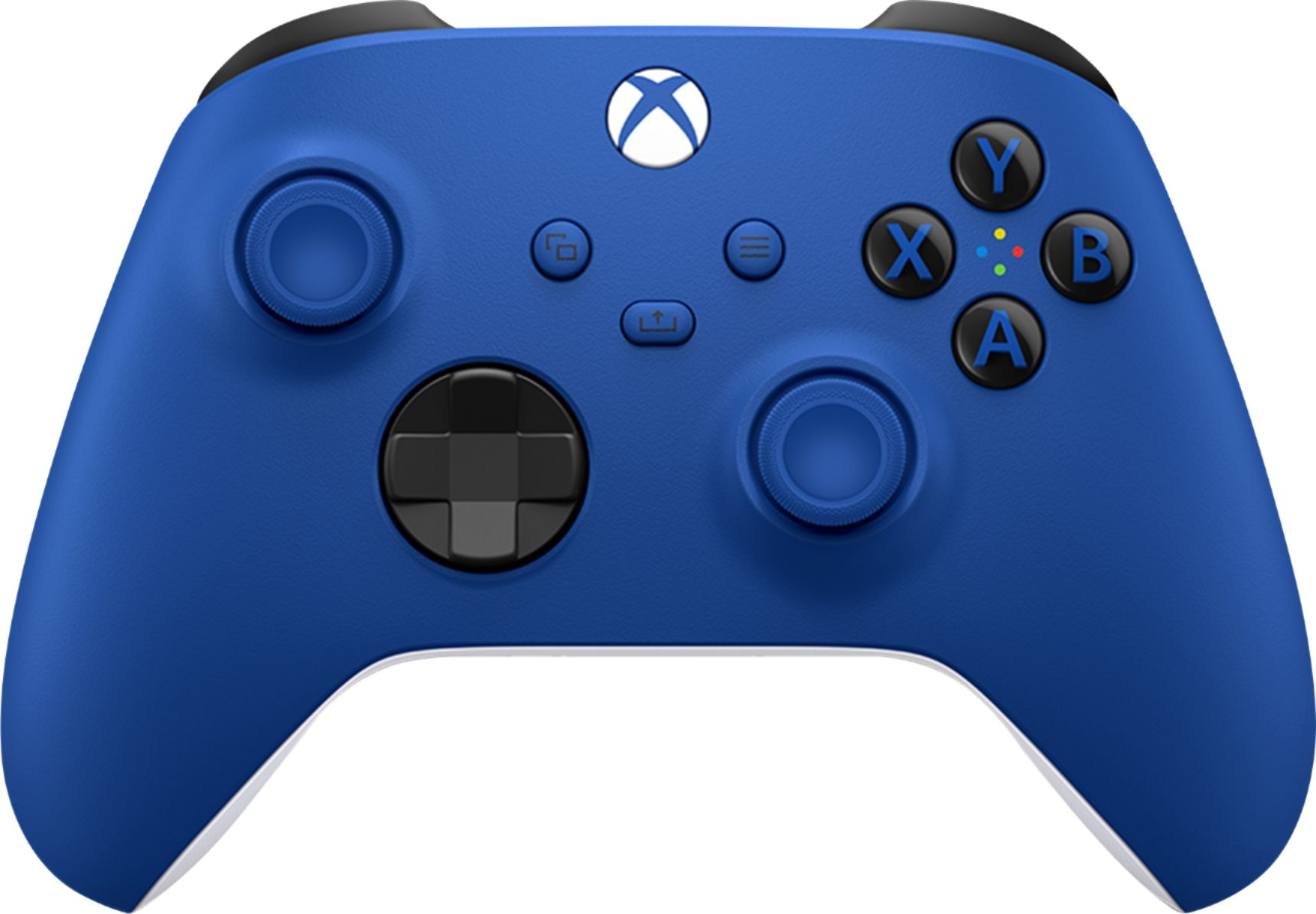 Xbox Wireless Controller v4 (Blue, Bluetooth)