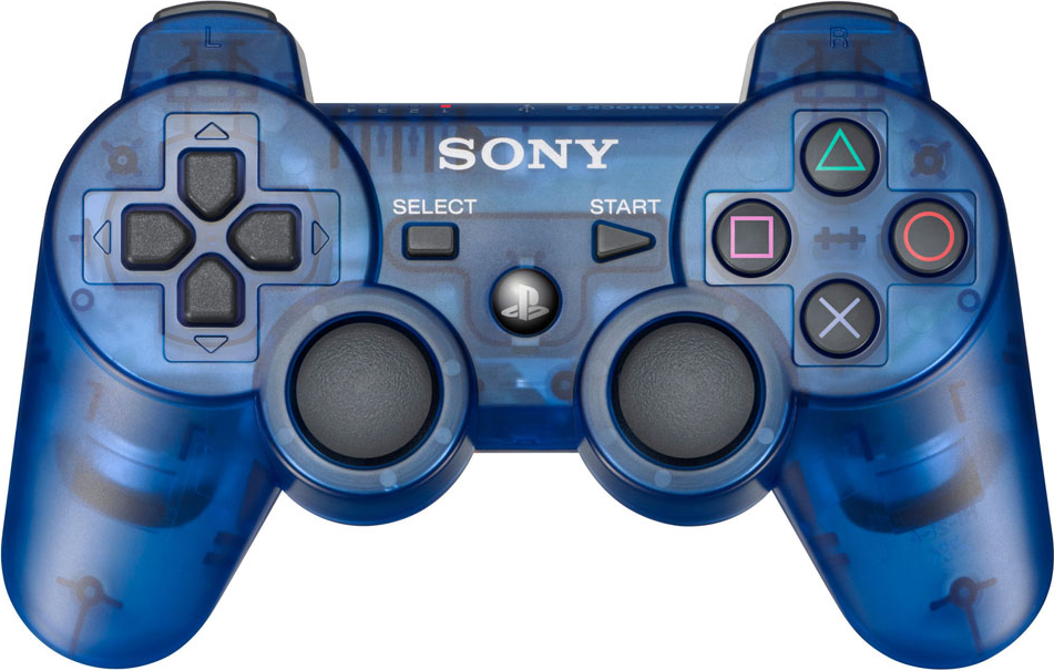 DualShock 3 (Blue Blistered)