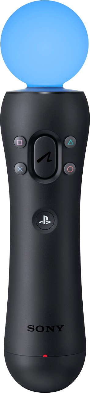 PlayStation Move Motion Controller v2 (1шт., 2018)