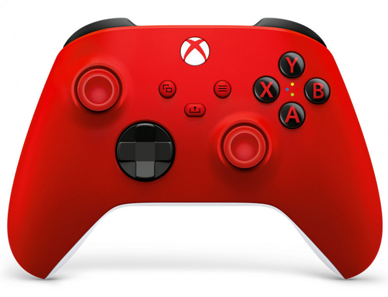 Xbox Wireless Controller v4 (Pulse Red)