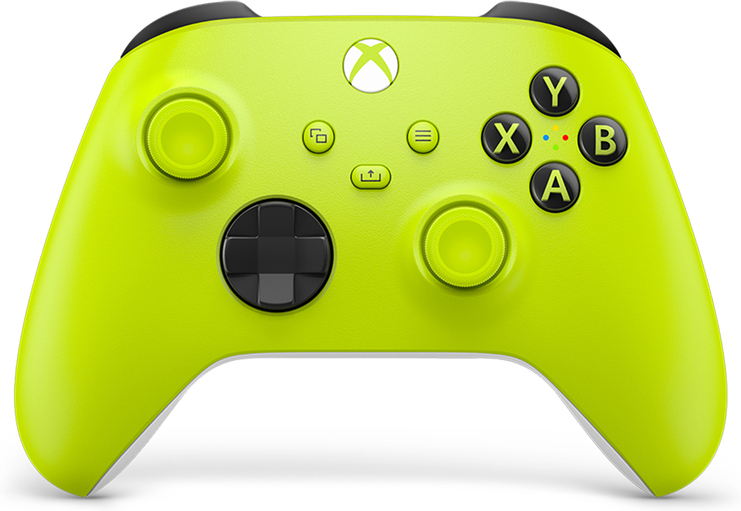 Xbox Wireless Controller v4 (Electric Volt)