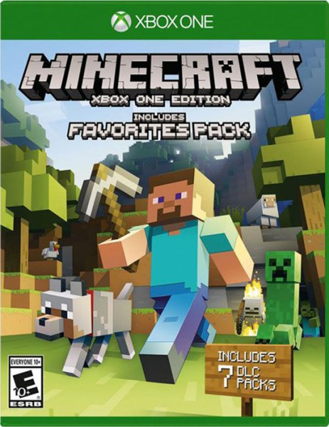 Minecraft: Favorites Pack