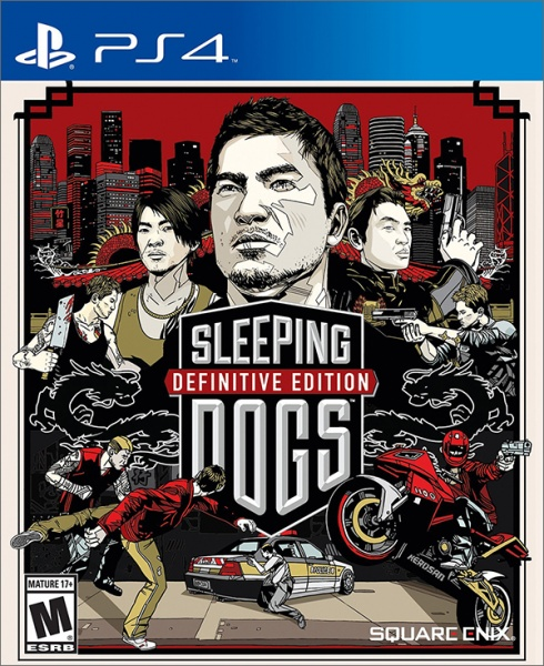 Sleeping Dogs – Definitive Edition