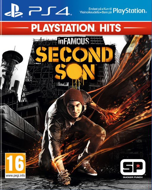InFamous: Second Son (Второй сын)