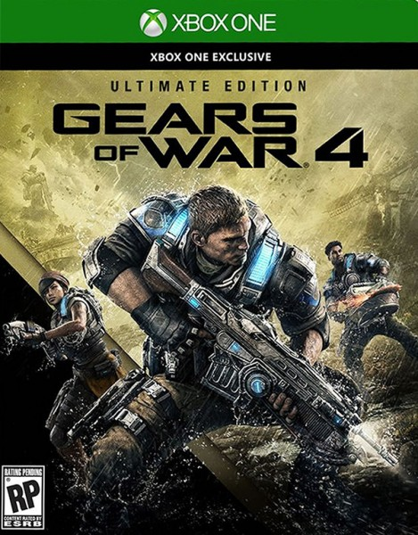 Gears of War 4 – Ultimate Edition
