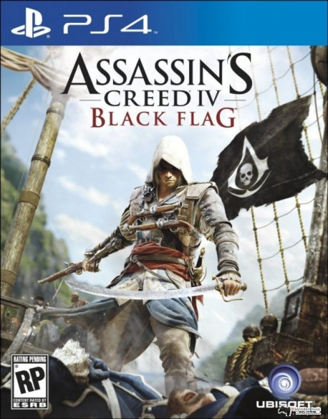 Assassin's Creed IV: Black Flag (Чёрный флаг)