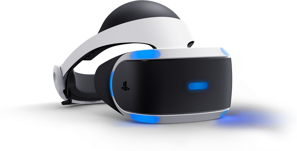 PlayStation VR v1 (2016)