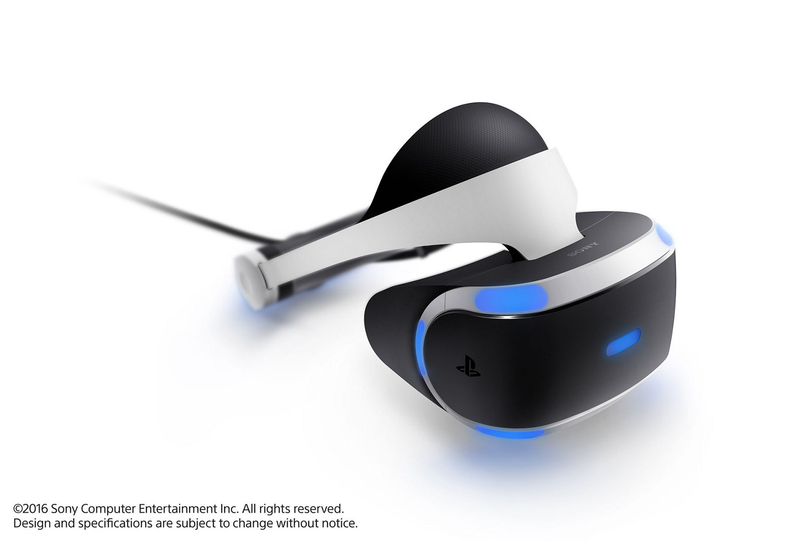 PlayStation VR v1 (2016) + PS Camera + VR Worlds