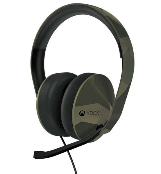 Xbox One Stereo Headset (Camouflage)
