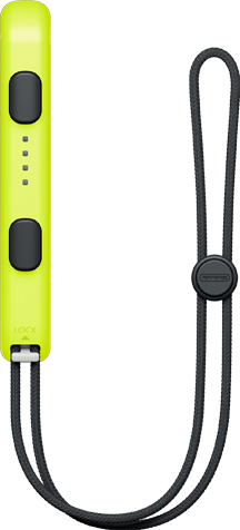 Joy-Con Strap (Neon Yellow)