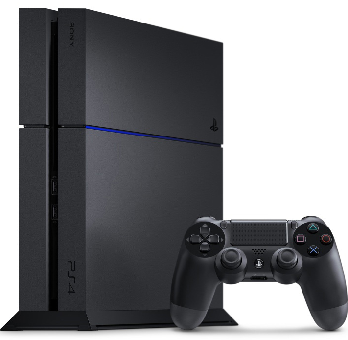 PlayStation 4 (1TB, Jet Black, Edition Ultimate Player)