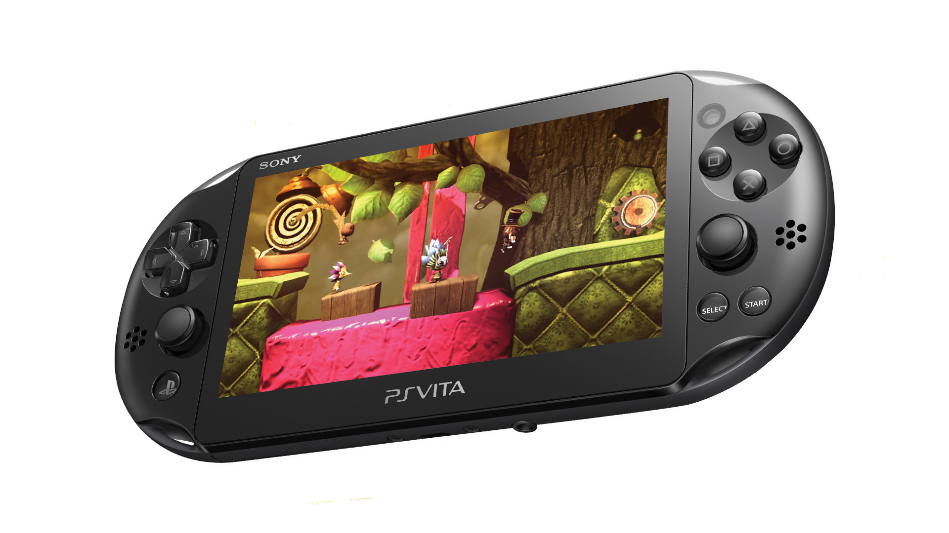 PlayStation Vita + Adventure Mega Pack + 8GB