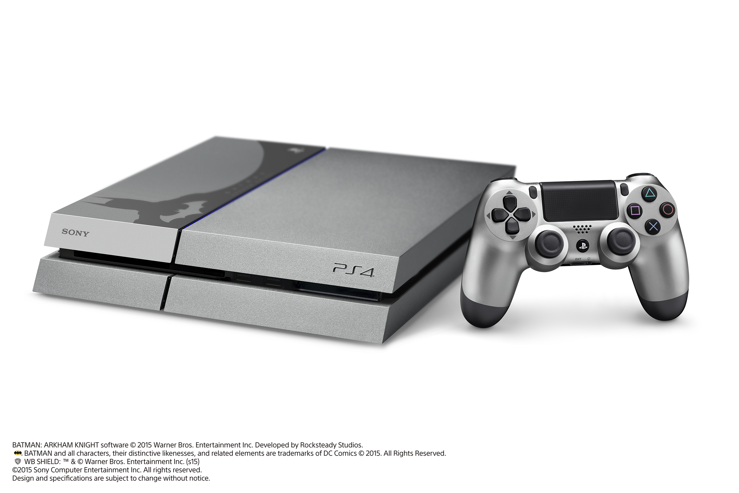PlayStation 4 (500GB, Limited Edition)