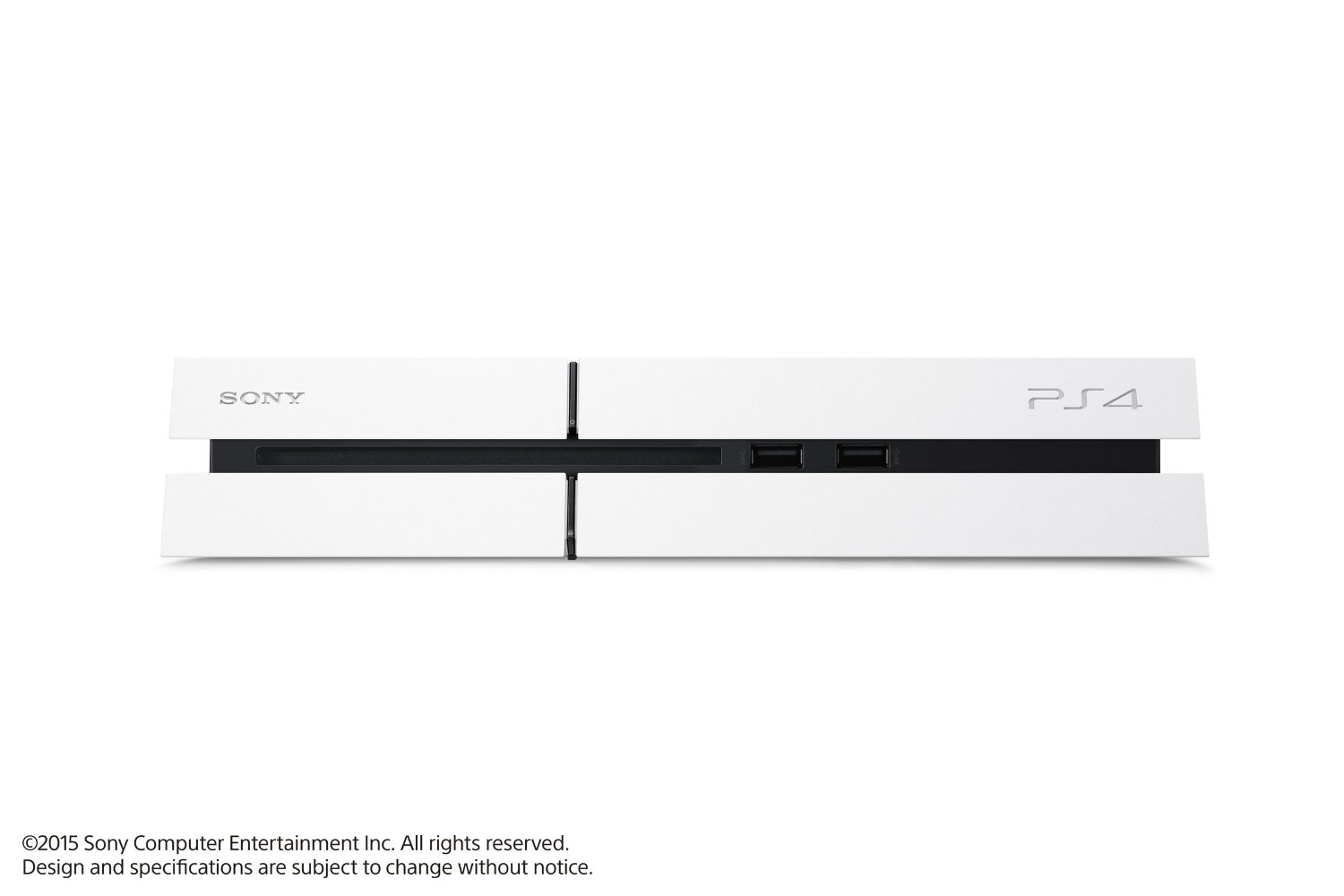 PlayStation 4 (500GB, Glacier White)