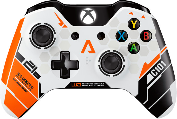 Xbox Wireless Controller v2 (Titanfall Limited Edition)