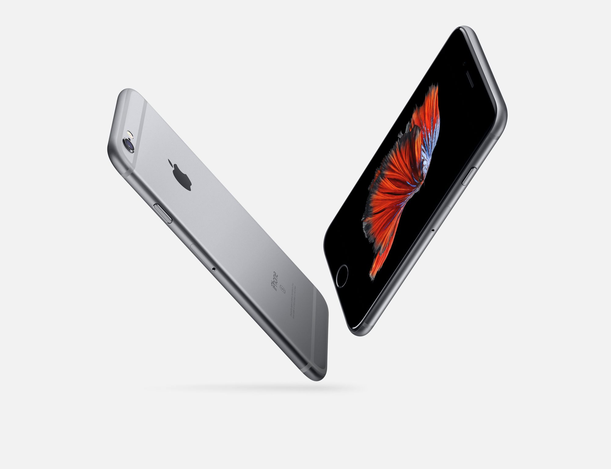 iPhone 6s (32GB, Silver)