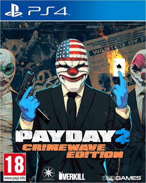 Payday 2 – Crimewave Edition