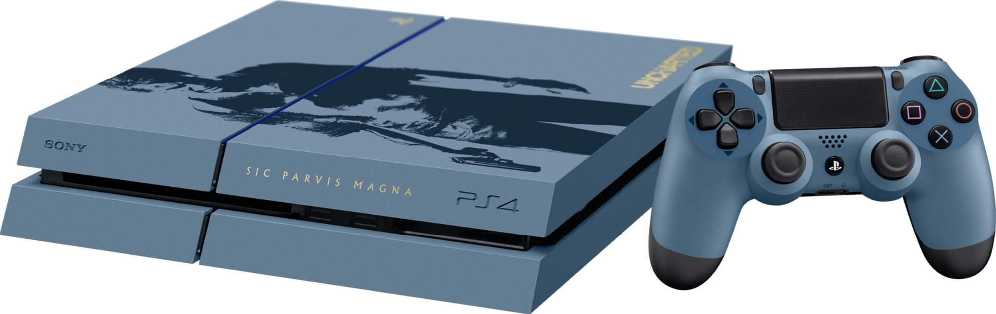 PlayStation 4 (1TB, Limited Edition)