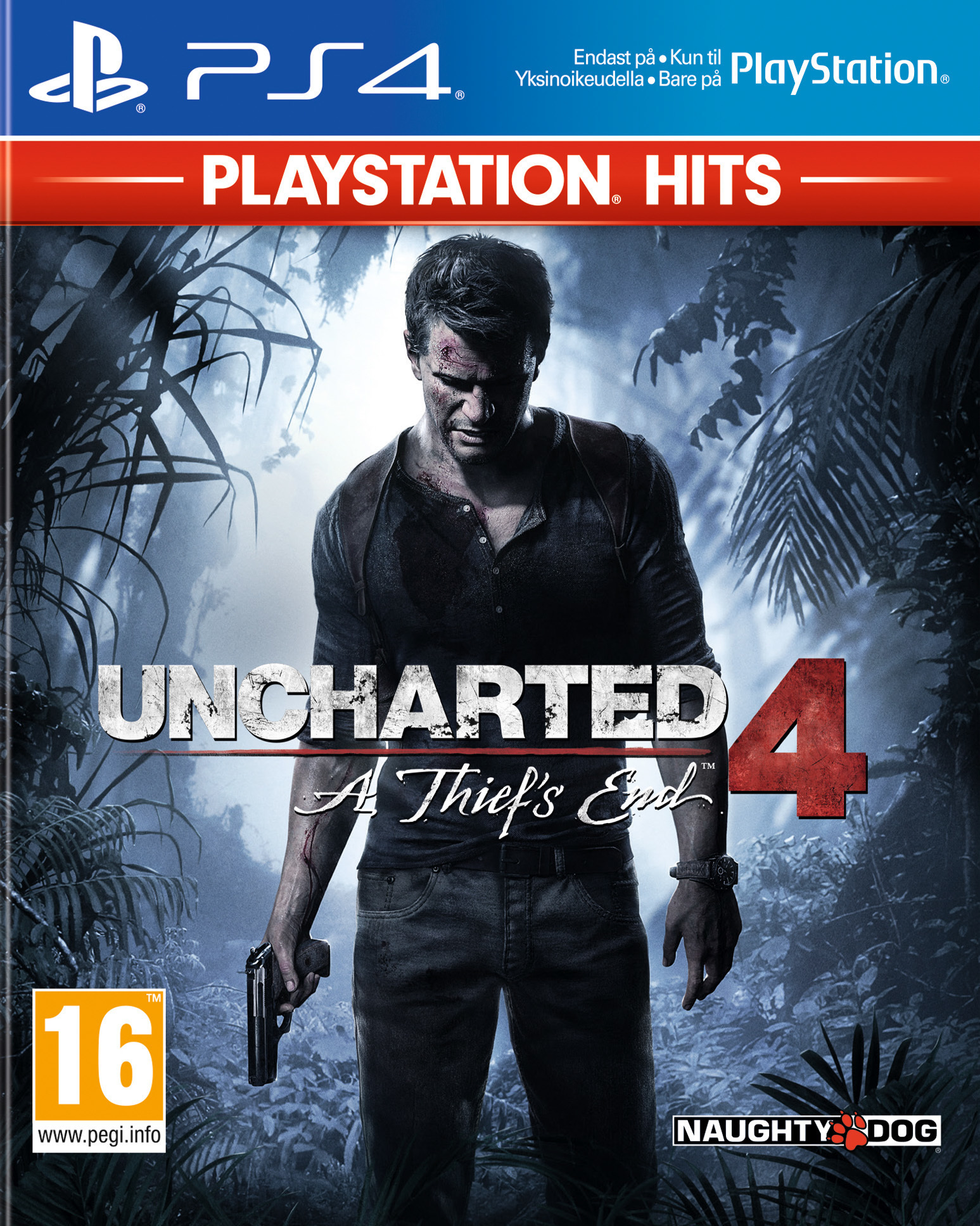 Uncharted 4: A Thief's End (Путь вора) (ENG)