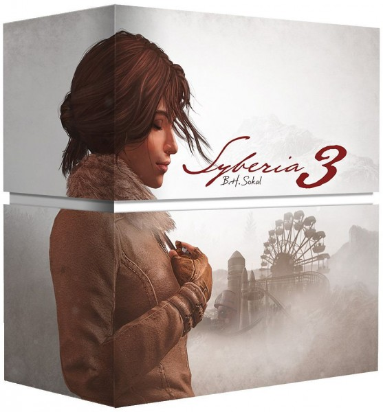 Syberia 3 (Сибирь 3) – Collector's Edition