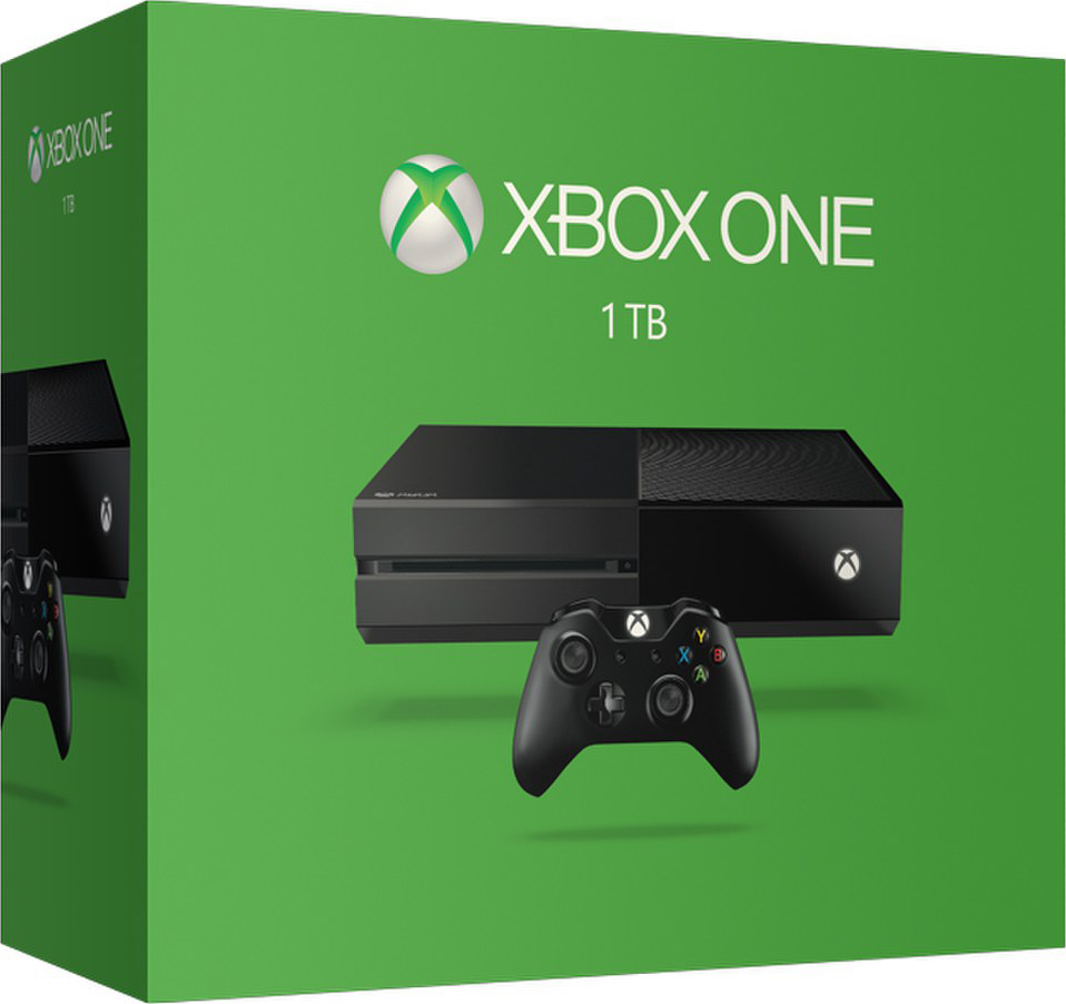 Xbox One (1TB, Matte Black) + EA Access (1 месяц)