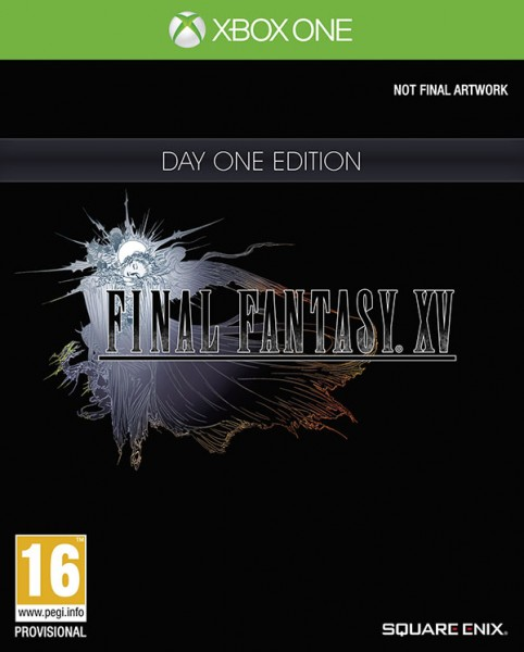 Final Fantasy XV (15) – Day One Edition
