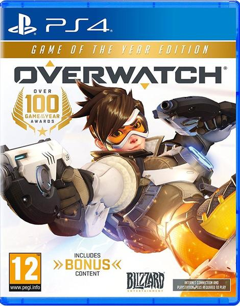 Overwatch – GOTY (Game of the Year Edition) (ENG)