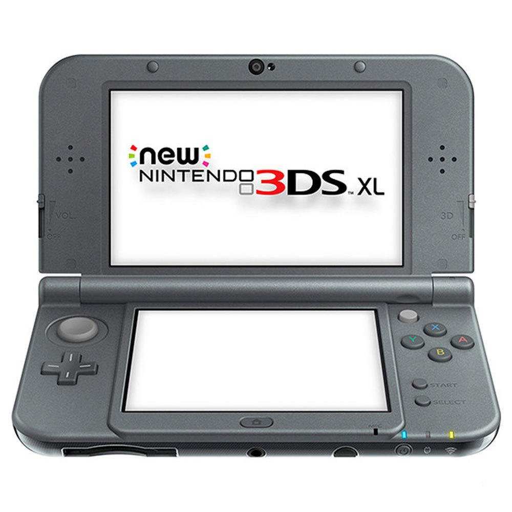 New 3DS XL (Metallic Black)