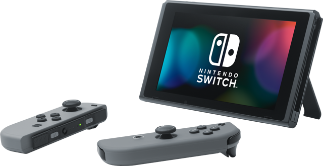 Switch (Gray)