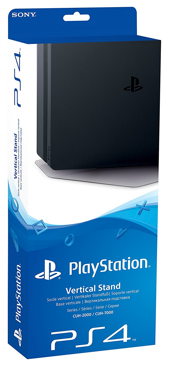 Vertical Stand for PlayStation 4 (Slim/Pro)