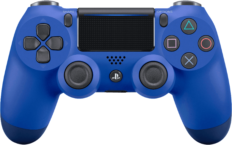 DualShock 4 v2 (Wave Blue)