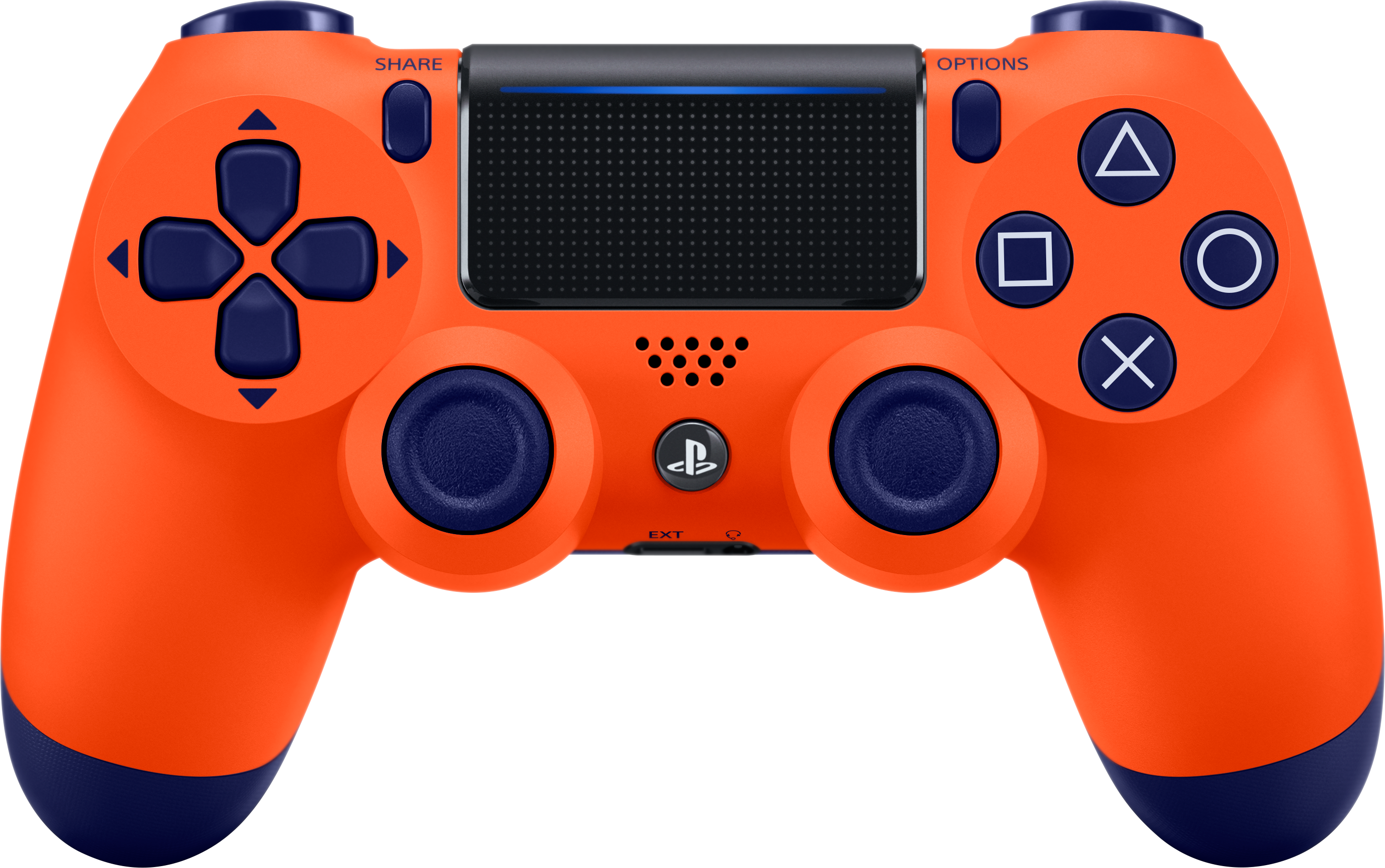 DualShock 4 v2 (Orange)