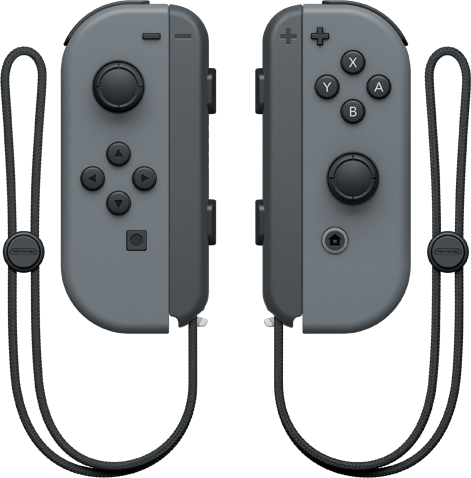 Joy-Con Pair (Gray)