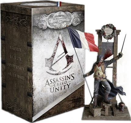 Assassin's Creed: Unity (Единство) – Collector's Edition / Guillotine Edition