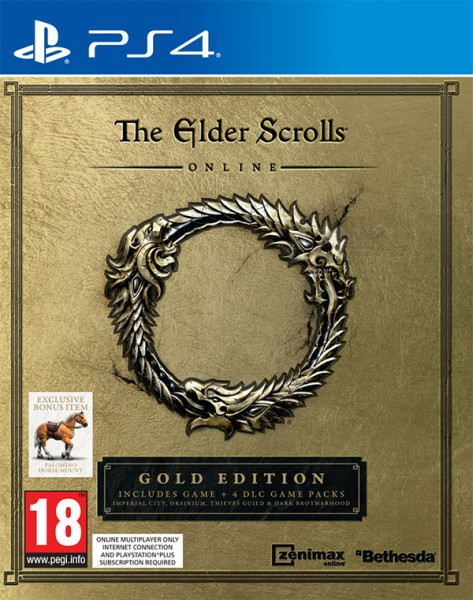 The Elder Scrolls Online – Gold Edition