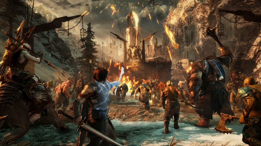 Middle-earth: Shadow of War (Средиземье: Тени Войны)