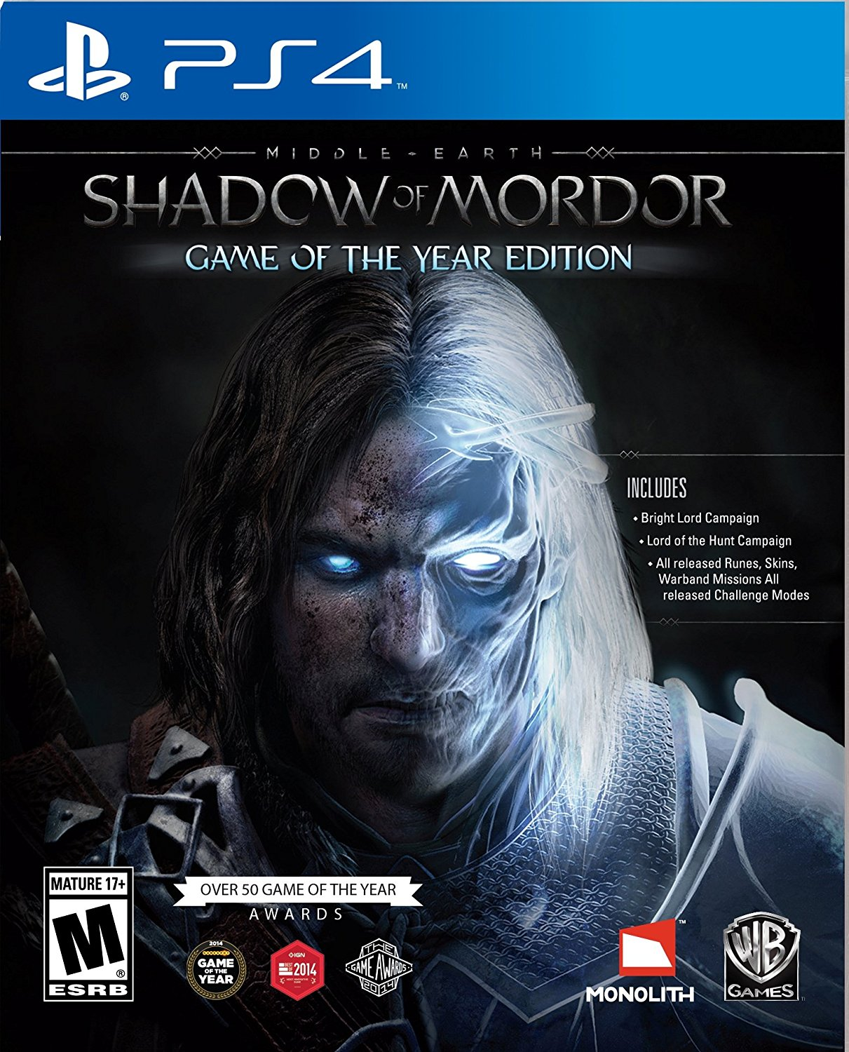 Middle-earth: Shadow of Mordor (Средиземье: Тени Мордора) – GOTY (Game of the Year Edition)