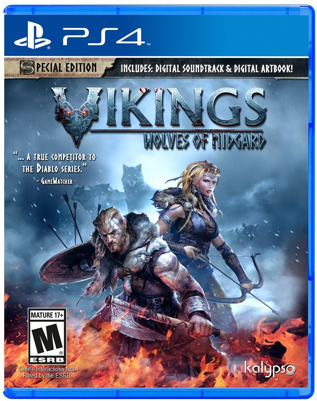 Vikings: Wolves of Midgard – Special Edition