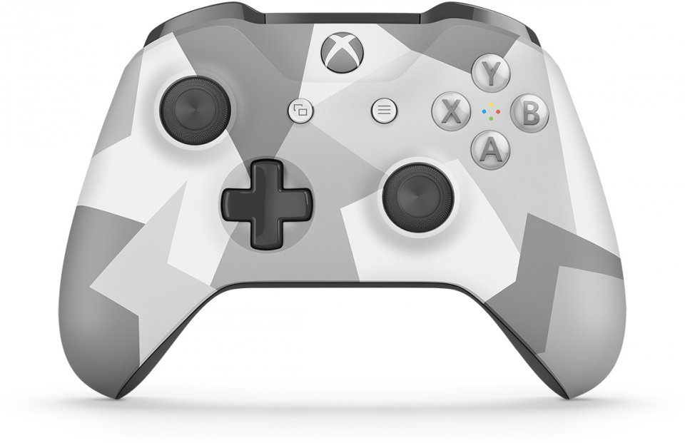 Xbox Wireless Controller v3 (Winter Forces Edition)