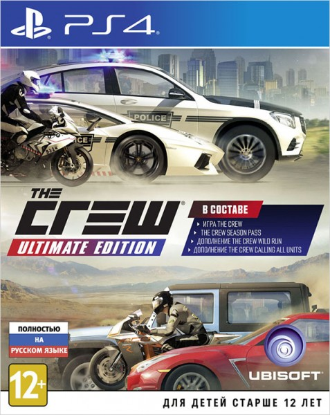 The Crew – Ultimate Edition