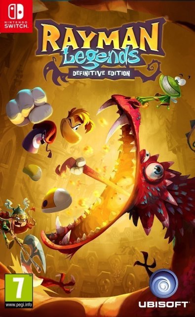 Rayman Legends – Definitive Edition
