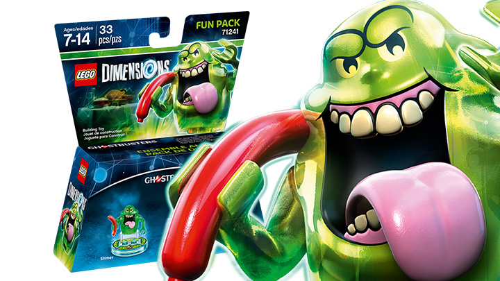 Fun Pack: Slimer
