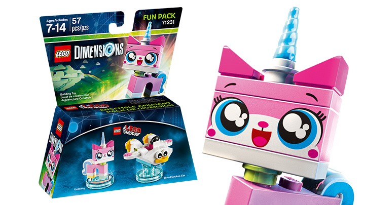 Fun Pack: Unikitty