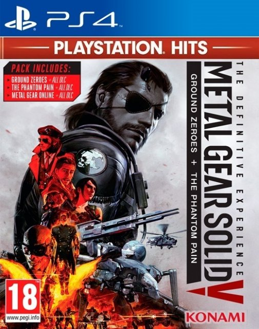 Metal Gear Solid V (5): Phantom Pain – The Definitive Experience
