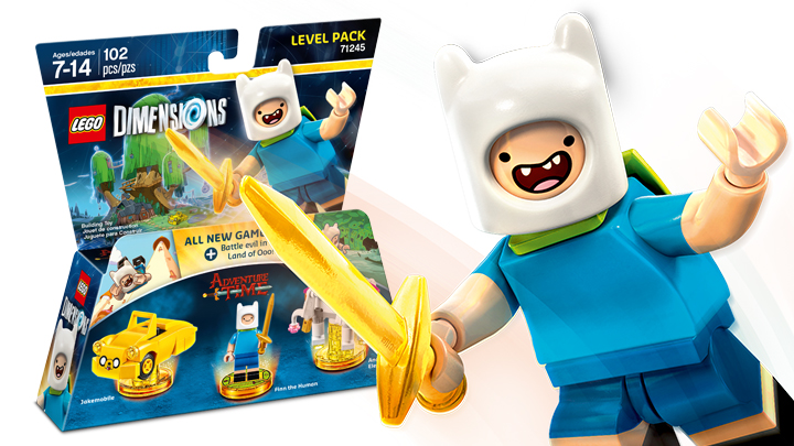 Level Pack: Adventure Time