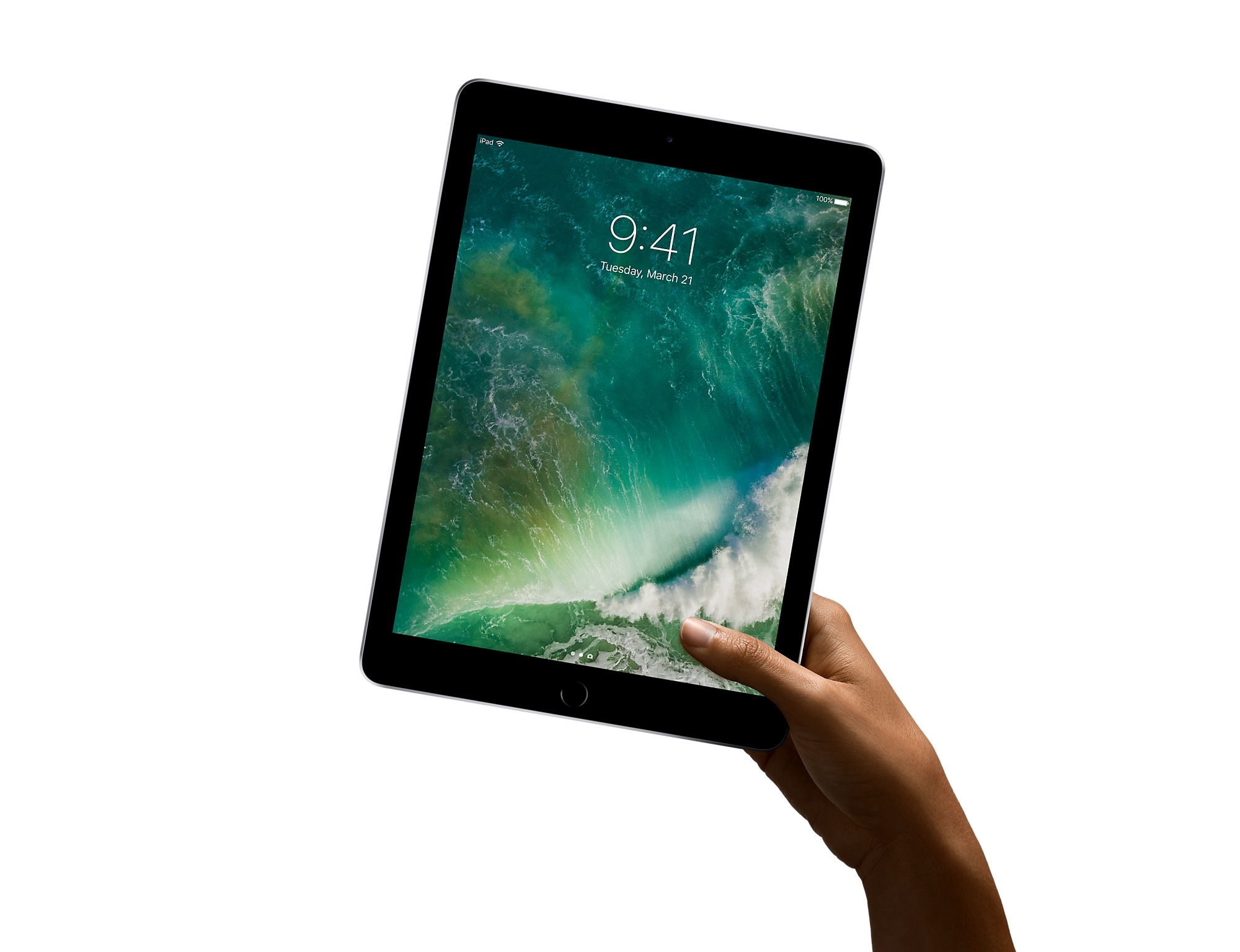 iPad (32GB, Wi-Fi, Gold)