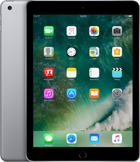iPad (32GB, Wi-Fi, Space Gray)