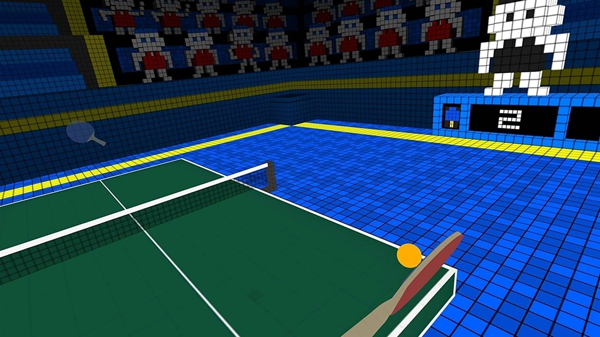 Ping Pong VR: Table Tennis Simulator (Только для VR)